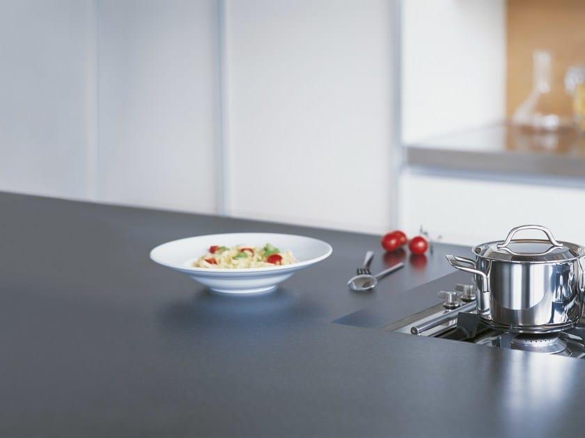 HPL kitchen worktop DUROPAL | Kitchen worktop - DUROPAL by Pfleiderer Holzwerkstoffe