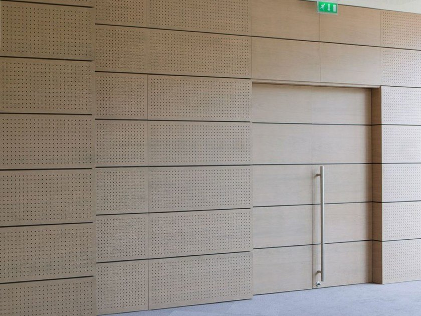 Laminate door panel PRESTIGE D'OBERFLEX   Door panel by Oberflex®