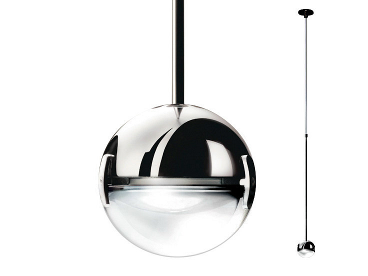 LED pendant lamp CONVIVIO LED SOPRATAVOLO by Cini&Nils