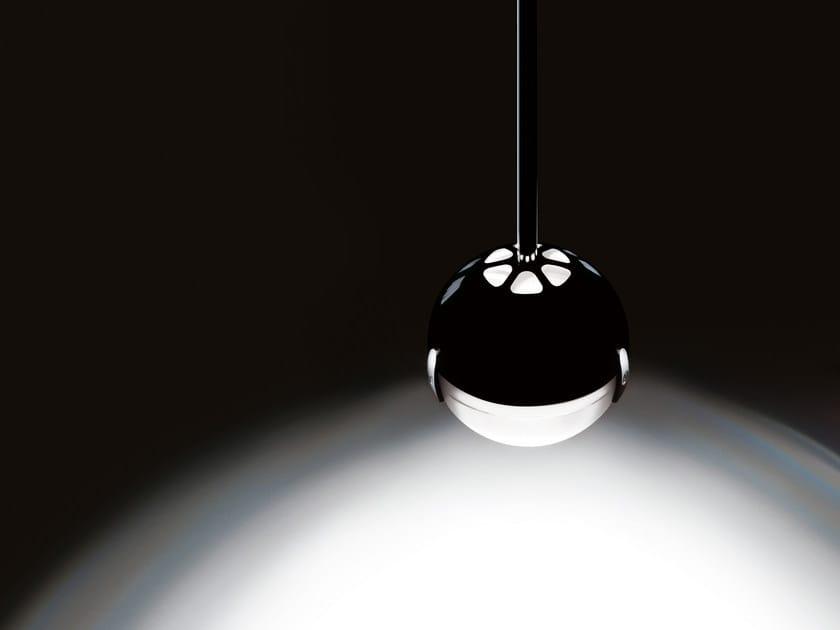 Halogen pendant lamp CONVIVIO SOPRATAVOLO by Cini&Nils