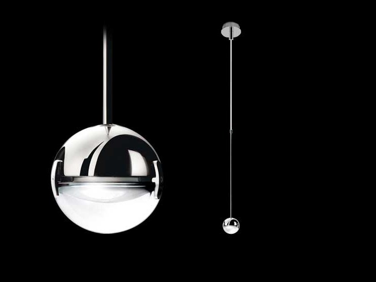 LED pendant lamp CONVIVIO NEW LED SOPRATAVOLO by Cini&Nils
