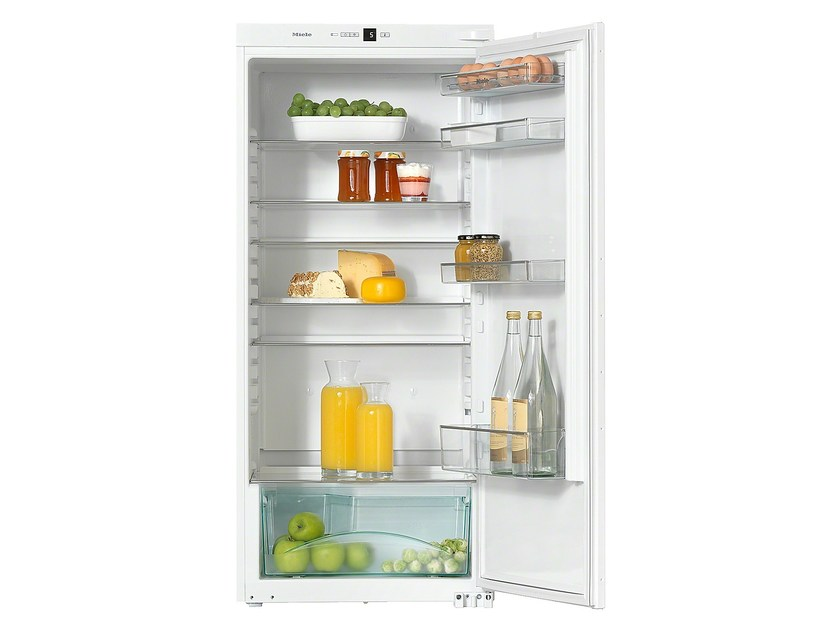 K 34122 i frigorifero da incasso by miele italia for Frigorifero a cassetti