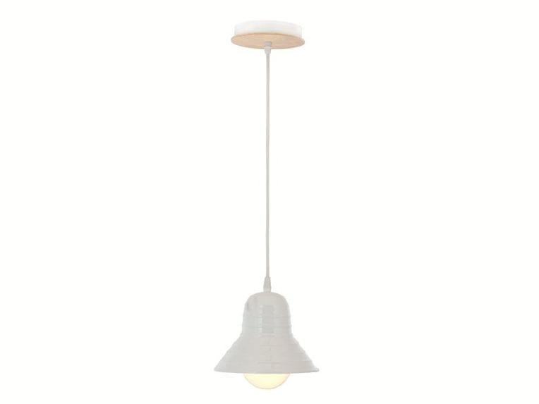 Ceramic pendant lamp TEKTON HL 1 - ENVY