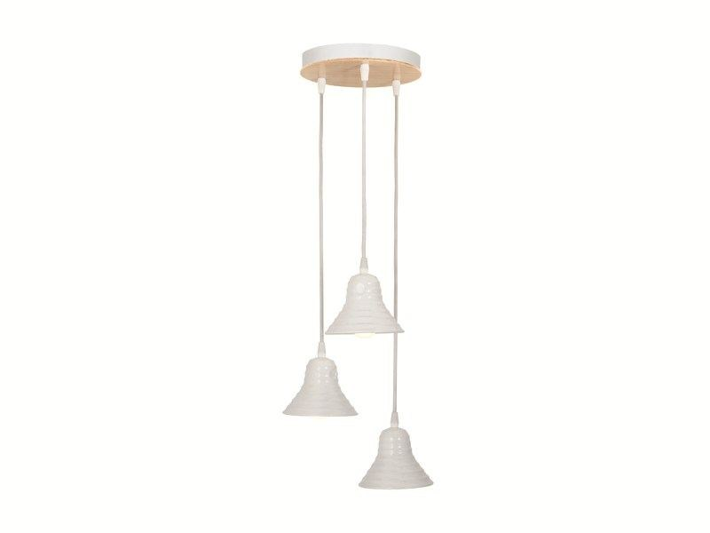 Ceramic pendant lamp TEKTON  HL2 by ENVY