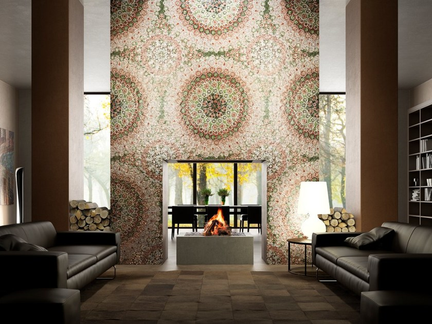 Mosaico in vetro murrine trend group for Mosaico group