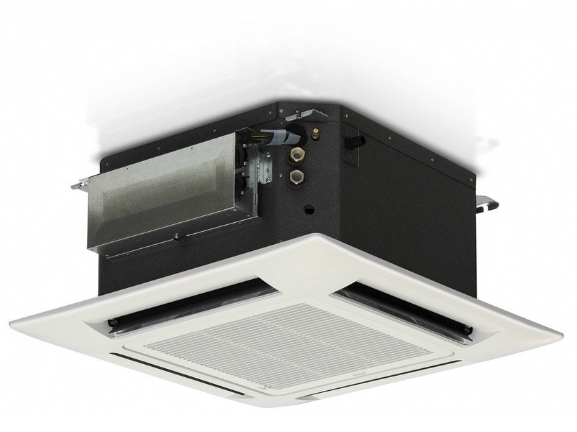 Ceiling mounted fan coil unit IWCi - GALLETTI
