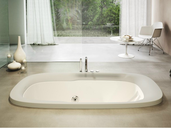 Whirlpool built-in bathtub MUSE | Built-in bathtub - Jacuzzi Europe