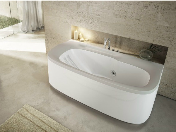 Whirlpool bathtub MUSE | Bathtub - Jacuzzi Europe