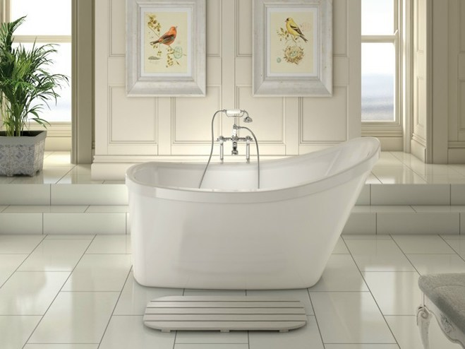 Vasca Da Bagno In Acrilico 180x81x60 Design Freestanding Ovale : Vasche da bagno design arredo bagno produttori vasche da bagno