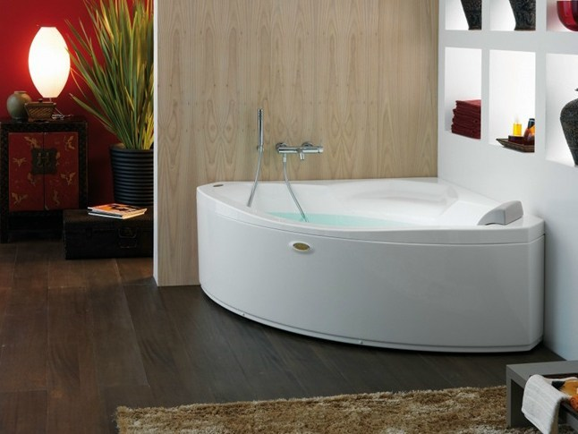 Corner bathtub UMA | Bathtub - Jacuzzi Europe