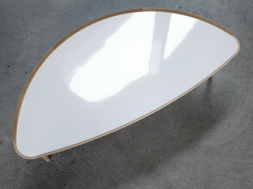 Low wooden coffee table COCKTAIL - Onecollection