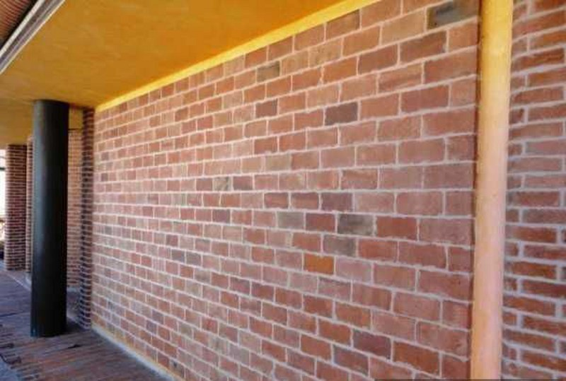 Facing brick MATTONE CLASSICO by FORNACE FONTI