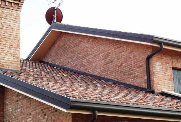 Facing brick MATTONE DEFORMATO - FORNACE FONTI