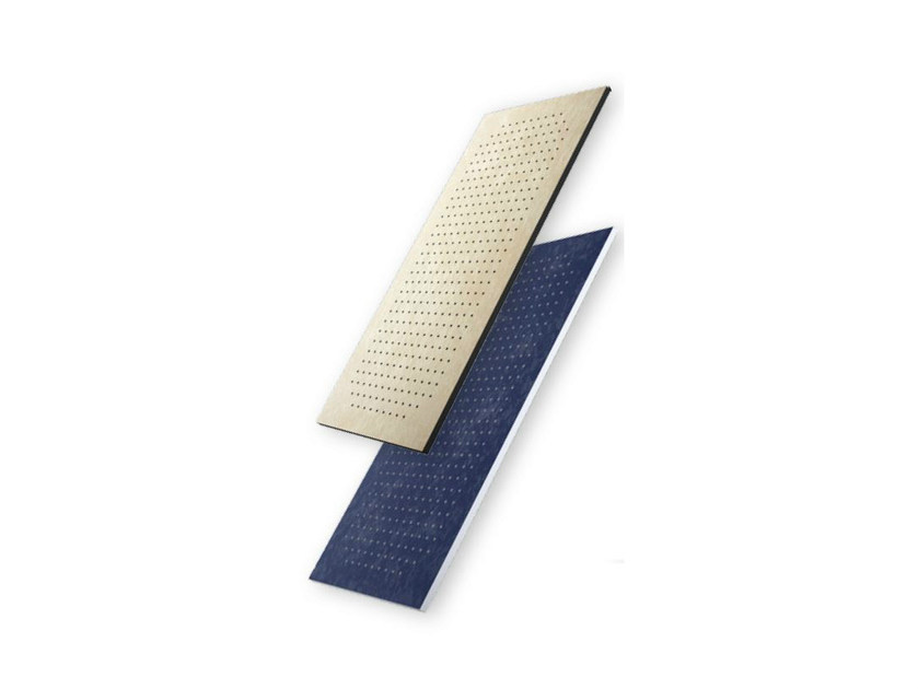 Foam decorative acoustical panels FLAT PANEL PRO PREMIUM - Vicoustic by Exhibo