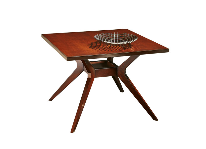 Wooden side table GRACE   Side table - SELVA