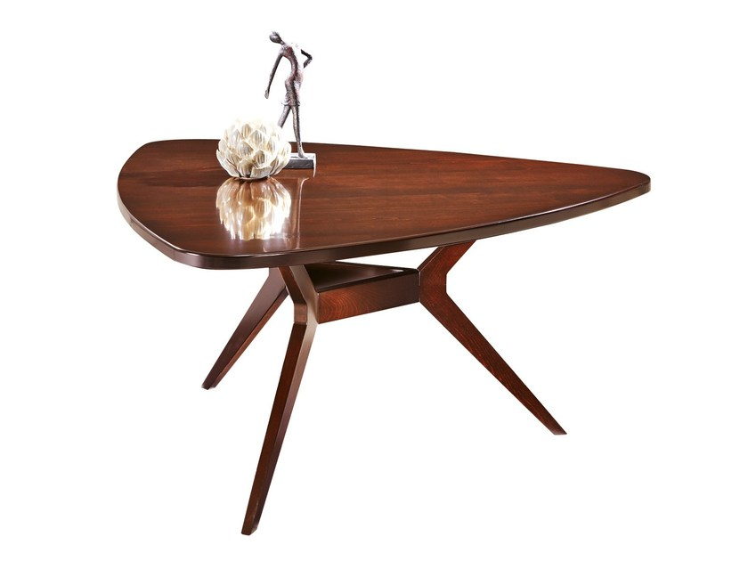 Wooden coffee table for living room GRACE | Coffee table for living room by SELVA
