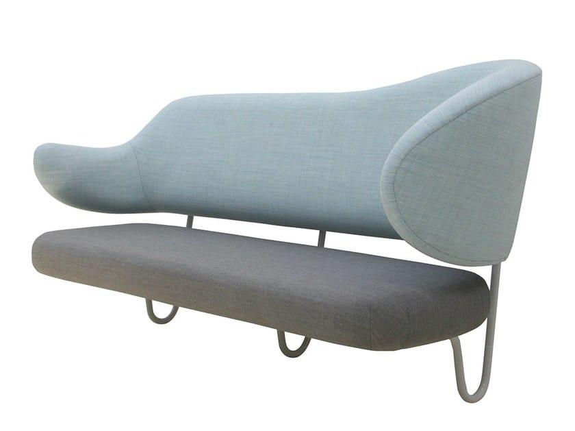 Fabric sofa WALL SOFA - Onecollection