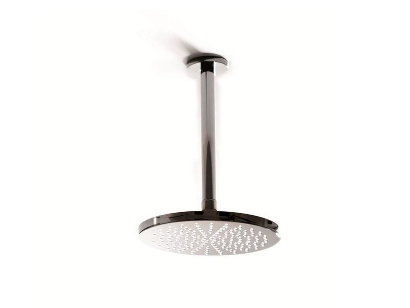 Ceiling mounted rain shower with arm SHOWER SYSTEM | Ceiling mounted overhead shower - RUBINETTERIE RITMONIO