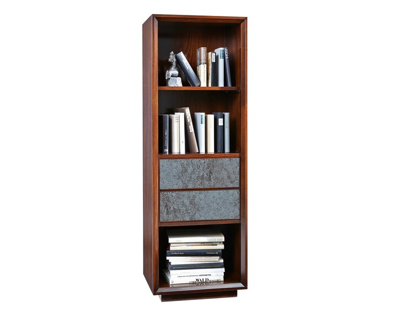 Bookcase with drawers GRACE | Bookcase - SELVA