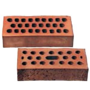 Facing brick MATTONE FORATO by FORNACE FONTI