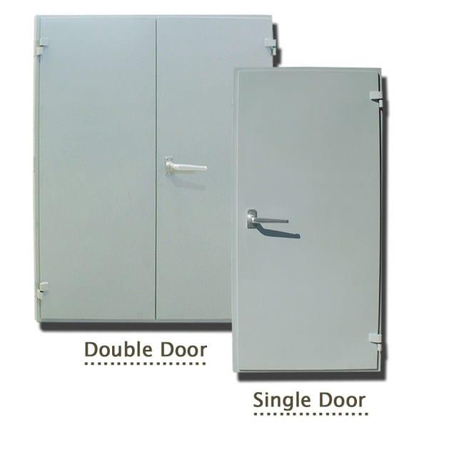 Porta acustica acoustic doors 49 series vicoustic by exhibo - Porta insonorizzata ...