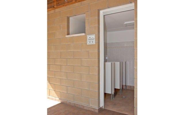 parete divisoria per bagni per bambini