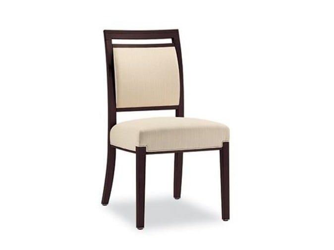 Upholstered beech chair SKYLINE 308 | Chair - Tonon