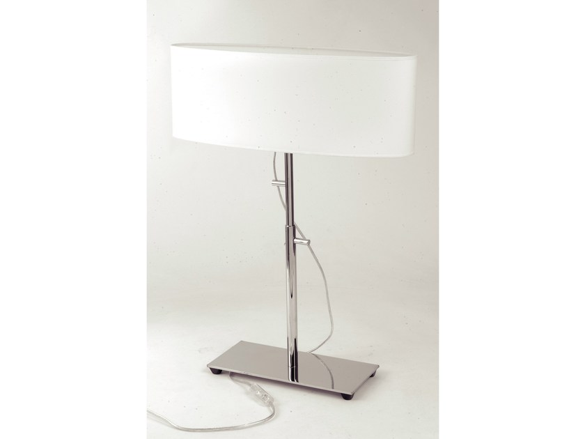 Fluorescent table lamp with dimmer DUNE - Marzais Créations