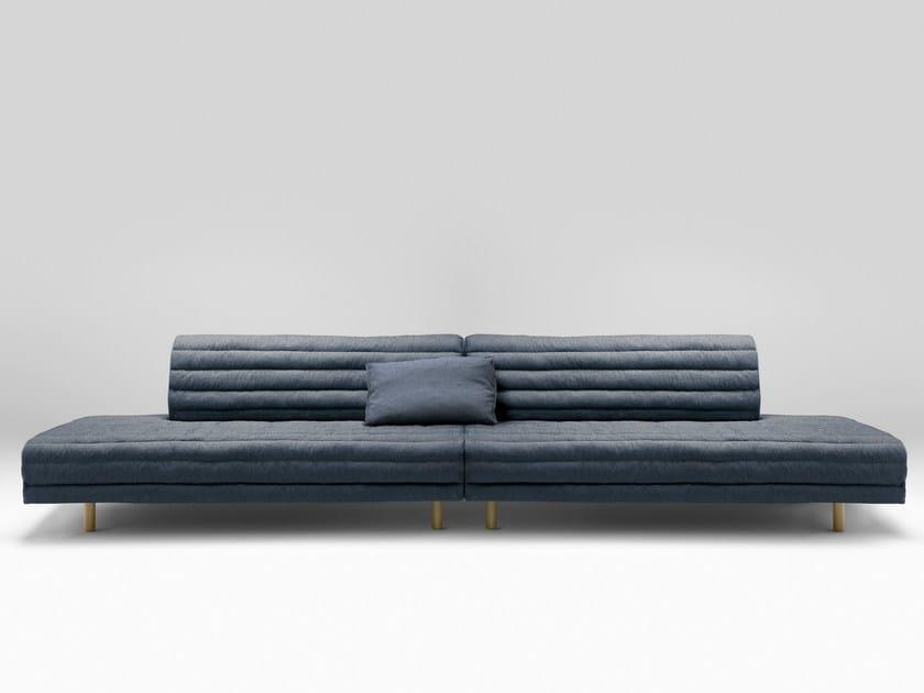 4 seater fabric sofa KOUET | 4 seater sofa - Bosc