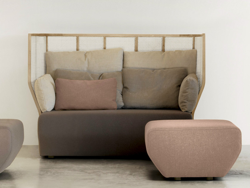 2 seater leisure sofa XISTERA | Sofa by Bosc