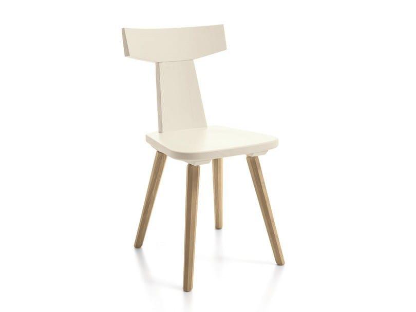 Beech chair ALA   Beech chair - Scandola Mobili