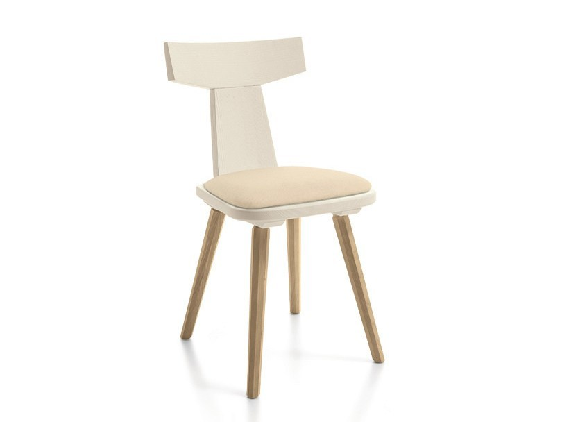Upholstered chair ALA | Upholstered chair by Scandola Mobili