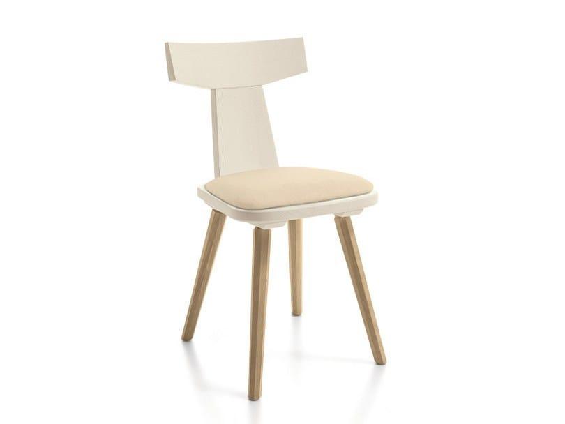 Upholstered chair ALA | Upholstered chair - Scandola Mobili