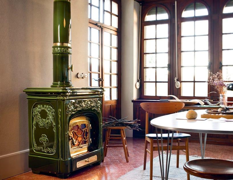 po le bois en c ramique accumulation liberty by sergio leoni. Black Bedroom Furniture Sets. Home Design Ideas