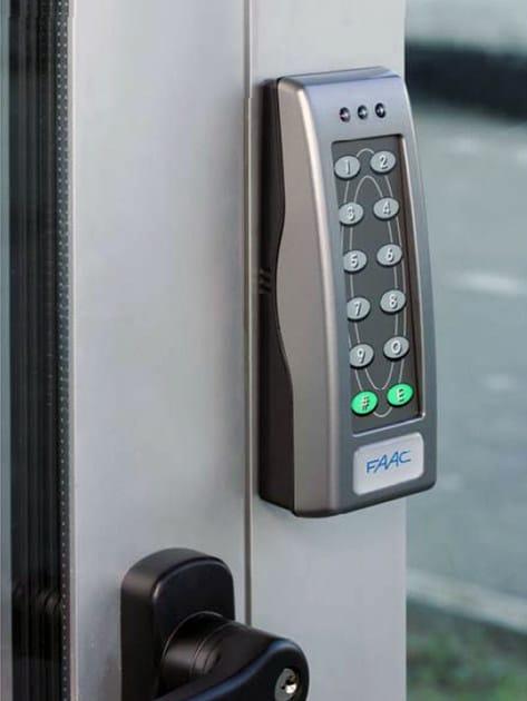 Automatic access control MINITIME - FAAC Soc. Unipersonale