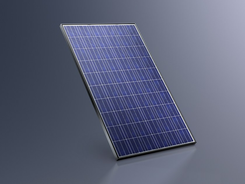 Polycrystalline Photovoltaic module MPE PS 60 BC by Nuove Energie