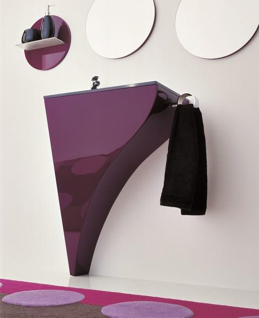 Bathroom furniture set HAPPY - COMPOSITION H02 - NOVELLO