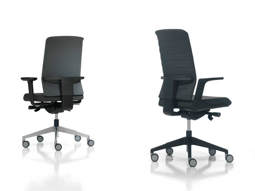 Task chair with armrests AIR | Task chair with armrests - Inclass Mobles