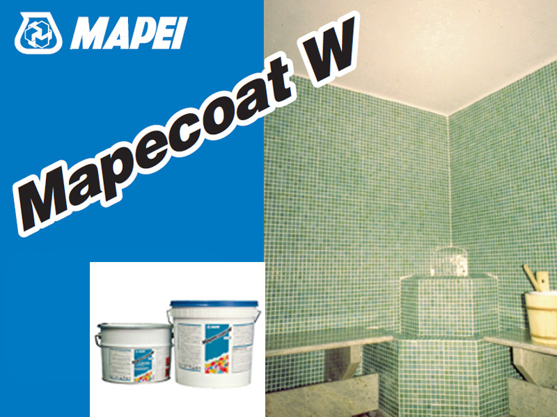 Flooring protection MAPECOAT W - MAPEI