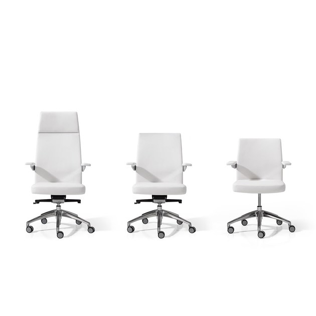 High-back executive chair ICON | High-back executive chair - Inclass Mobles