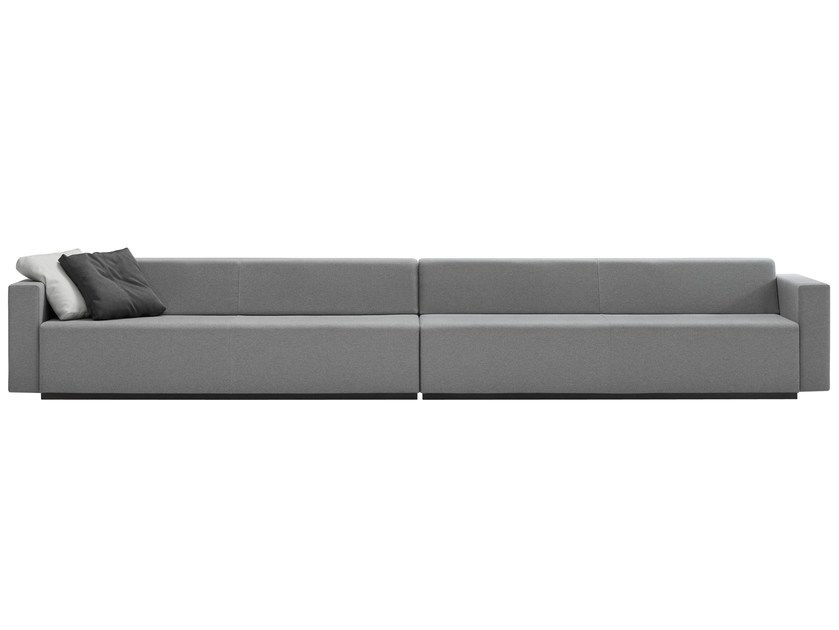 Sectional fabric sofa PAU | Sectional sofa by Inclass Mobles