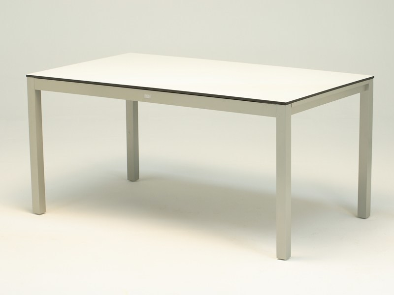 Extending rectangular garden table ADRIA | Extending table by FISCHER MÖBEL