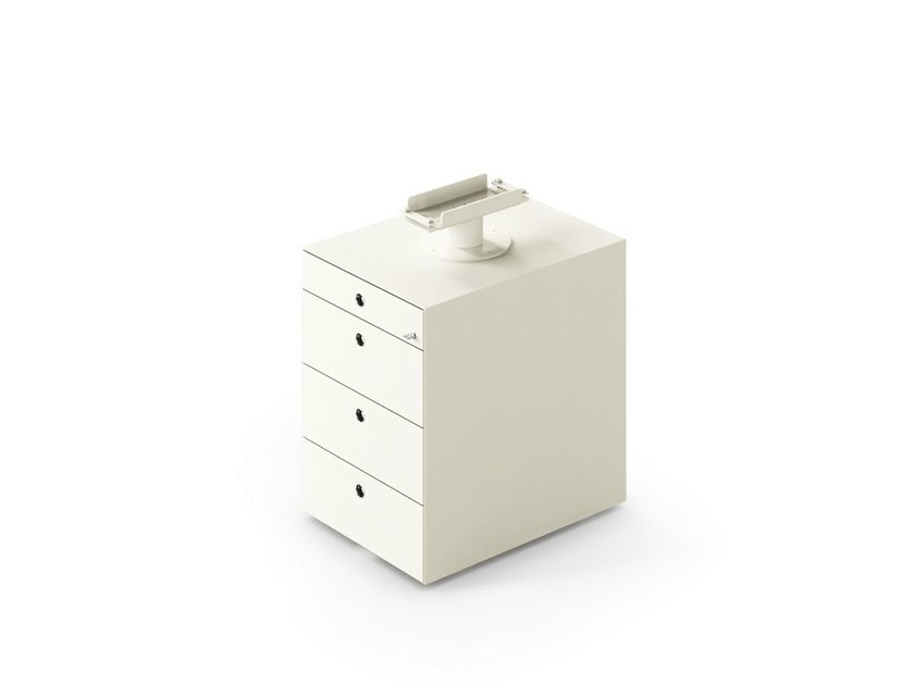 Office drawer unit MÈTA | Office drawer unit - FANTONI