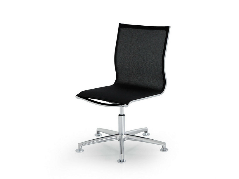 Swivel mesh task chair ELLE EXECUTIVE | Mesh task chair - FANTONI