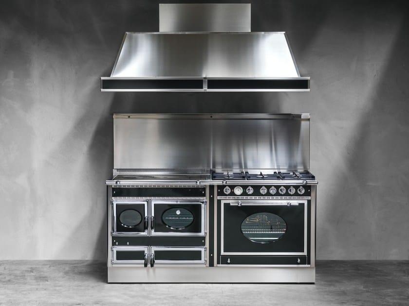 Cucina a libera installazione COUNTRY 180 lge - Corradi Cucine