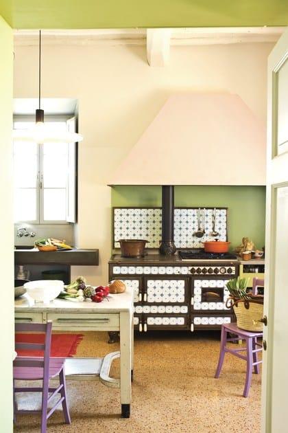 Cucina a libera installazione borgo antico 140 lge corradi cucine - Cucine a libera installazione ...