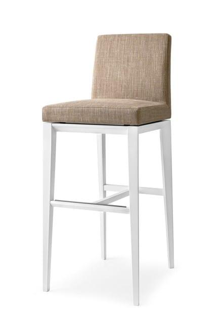 Sedia alta con poggiapiedi bess sedia alta calligaris - Sedia bess calligaris ...