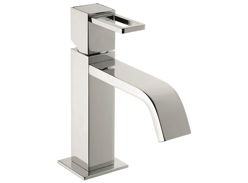 Countertop single handle washbasin mixer 47003LA | Washbasin mixer - EMMEVI RUBINETTERIE