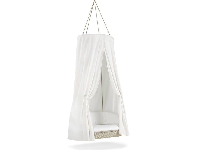 Garden hanging chair SwingUs Canopy - Dedon
