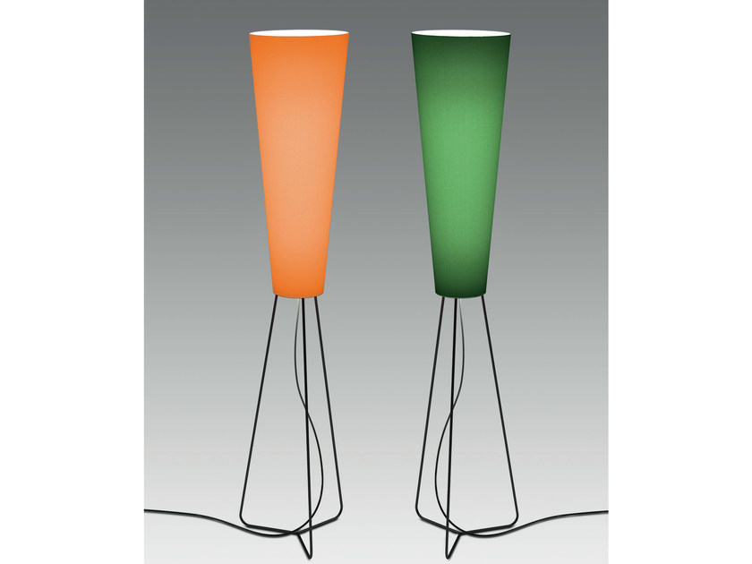 LED floor lamp KON-O | Floor lamp - Olev by CLM Illuminazione